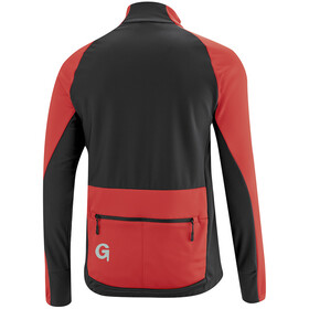 Gonso Diorit Softshell Jack Heren, high risk red